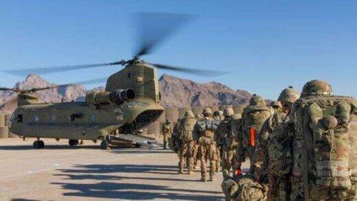 نظامیان آمریکایی پایگاه التاجی عراق را ترک میکنند