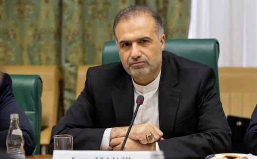 جلالی: ایران و روسیه در مسیر آینده درخشان هستند