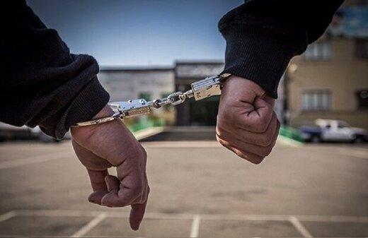ماجرای دستگیری زوج سرایدارنمایی که سرقت چهار میلیاردی داشتند