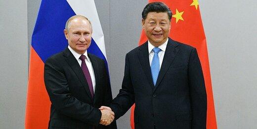 پیام مهم پوتین درباره روابط روسیه و چین/ رابطه ای که بی سابقه است