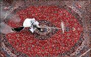 بیکاری گسترده میان کارگران قالیشوییها/ کسی فرش برای شستشو نمیدهد