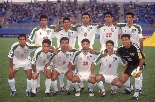 محبوبترین تیم ملی تاریخ ایران/عکس