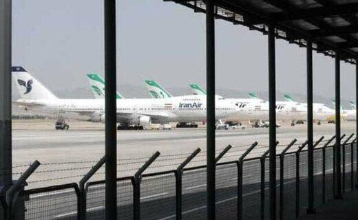 بلیت پرواز به چین ۸۰۰ درصد گران شد