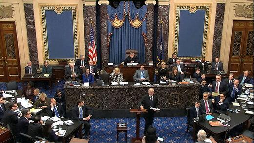 لایحه بودجه نظامی آمریکا در سنا تصویب شد