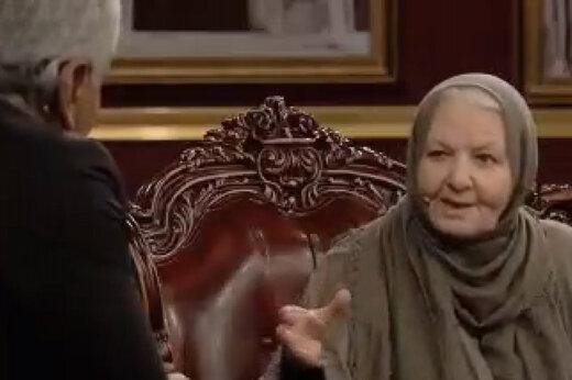 ببینید | ماجرای عاشقی و ازدواج مینا جعفرزاده و بهمن زرینپور