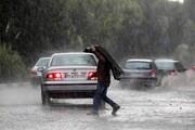 جو ناپایدار در اغلب مناطق کشور/ وقوع وزش باد شدید و رگبار