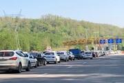 کاهش ۶.۵ درصدی تردد/ ترافیک در آزادراه قزوین-کرج سنگین است