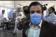 ببینید | امیر سیاری درحال افتتاح پروژههای مهم ارتش