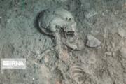 تصاویر | کشف اسکلت بانوی اشکانی در اصفهان!