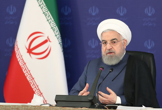 Rouhani terms endangering lives of Iranian passengers as aerial terrorism