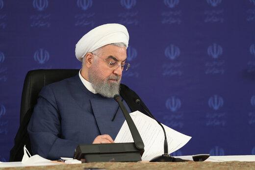 خبر خوش روحانی /کدام استانها از پیک کرونا عبور کردند؟