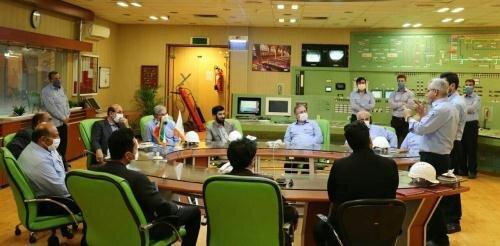 ظرفیت بالای نیروگاه شهیدرجایی در صادرات برق