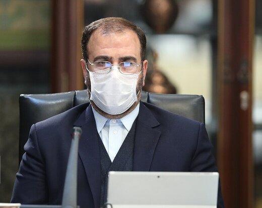 نامه عجیب و غیرقانونی نمایندگان به روحانی، قالیباف و رئیسی درباره یک وزیر دولت