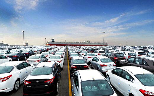 تاخت و تاز گرانی در خودروهای وارداتی