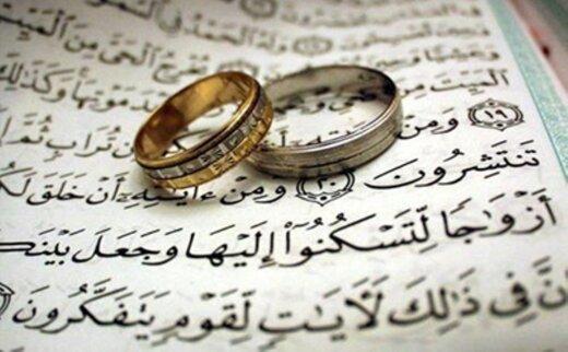 کرونا بخت جوانان را باز کرد/ افزایش نرخ ازدواج در 6ماه گذشته