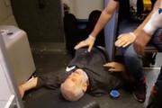 ببینید | آسیب نخاعی یکی از مجروحان حادثه پرواز ماهان