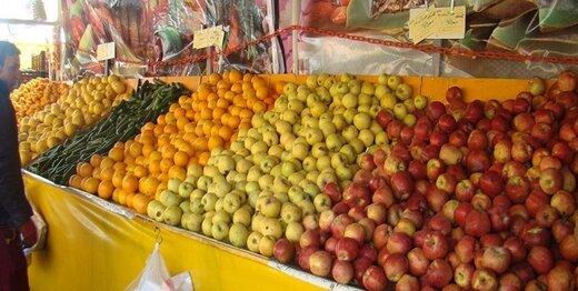 ساخت ۲۶ بازار میوه و تره بار در سال جاری
