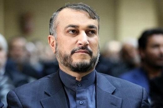 امیر عبداللهیان: زيارة الكاظمي الى طهران مؤشر لعمق العلاقات بين ايران والعراق