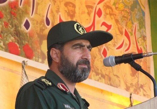 فرمانده سپاه استان گلستان: هر کسی دل در گرو انقلاب دارد بسیجی است