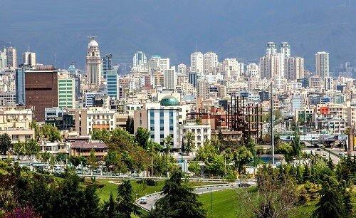تورم نقطهای املاک مسکونی تهران چند درصد افزایش یافته است؟