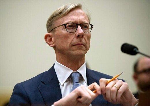 درخواست هوک از اعضای شورای امنیت علیه ایران