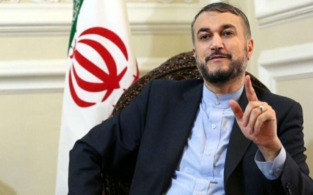امیرعبداللهیان: سند همکاری ایران و چین با دوراندیشی رهبر انقلاب به امضا رسید