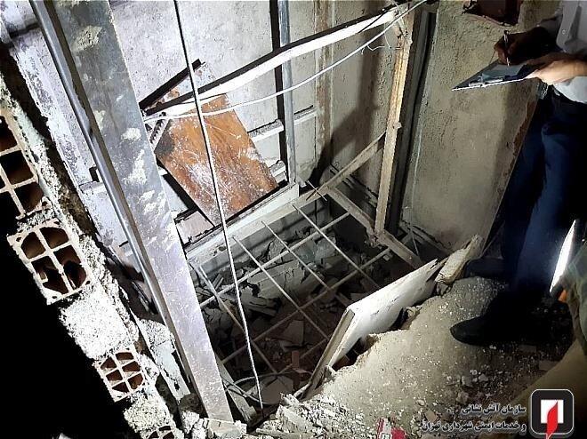 آتشنشانی , پلیس 110 , حوادث , سازمان آتشنشانی تهران , اورژانس ,