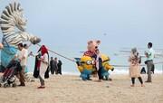 زیباسازی فضاهای تفریحی ، گردشگری و سواحل کیش در دستور کار شرکت عمران