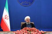 اولین واکنش روحانی به تعرض جنگنده آمریکایی به هواپیمای ایران