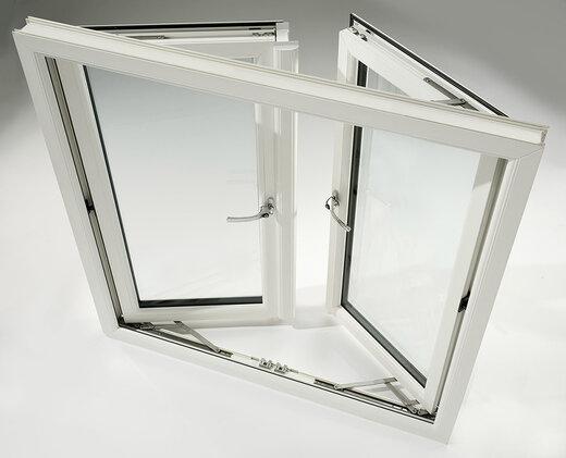 انواع مختلف پنجره UPVC