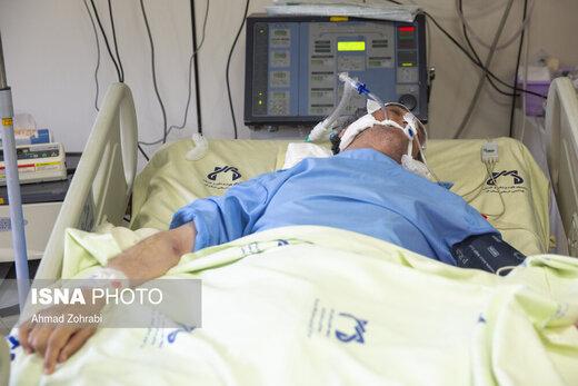بیمارستان کامکار قم در روزهای هشدار کرونا