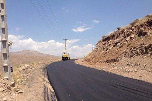 تکمیل راههای روستایی قزوین با ورود بسیج سازندگی
