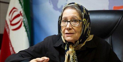 مینو محرز: اصلا وضعیت فعلی تهران خوب نیست/ کنکور باید لغو شود