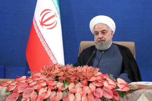 روحانی: آمریکاییها ۲۳ بار تقاضای ملاقات کردند/دنبال نمایش نیستیم