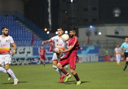 کامبک نساجی مقابل فولاد خوزستان در ورزشگاه وطنی/ فکری همچنان فاتح نبرد با استقلالیها