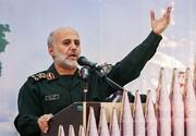 نمره یک مقام ارشد نظامی به ارتش و سپاه