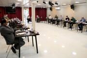در نخستین جلسه کارگروههای موسسه هنرمندان پیشکسوت چه گذشت؟