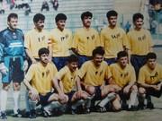 کشاورز و این همه ستاره فوتبال ایران در این تیم/عکس