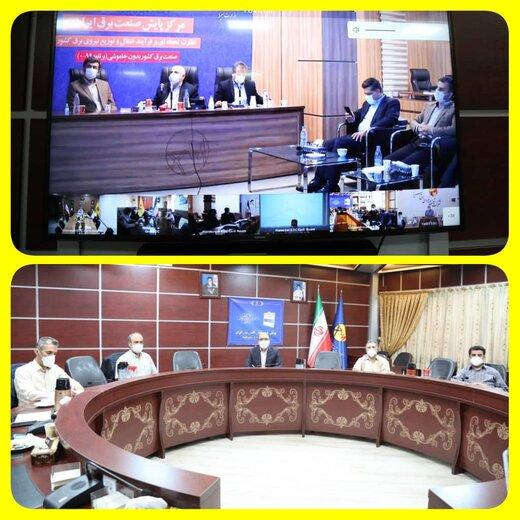 ثبت رکورد همکاری مشترکان برق استان سمنان در برنامه پیک سایی