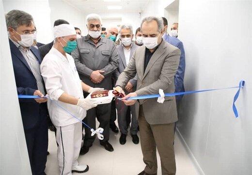 نخستین خط تولید تخصصی قرص جوشان کشور در قم افتتاح شد