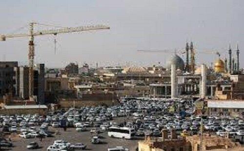 ضلع شرقی حرم مطهر حضرت معصومه(س) با سرمایه مردم احداث میشود