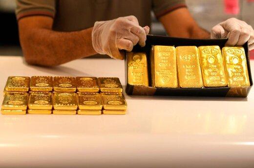 قیمت طلا کمی تعدیل شد
