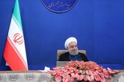 الرئيس روحانی : تهديد ارواح مسافري الطائرة الإيرانية إرهاب جوي