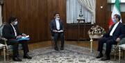 جهانگیری در دیدار با سفیر پاکستان: دولت پاکستان با جدیت از اقدامات امنیتی علیه ایران جلوگیری کند