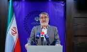 توصیه وزیر کشور به مردم و مداحان/  باید در تهران سختگیرانهتر عمل کنیم