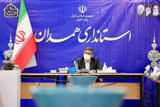 استاندار همدان: طرحهای عمرانی همدان در قالب «جهش تولید» و «حرکت اقتصادی» در دست اجراست