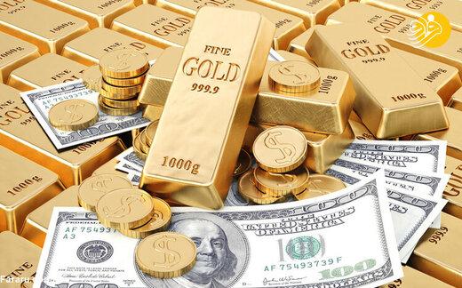 قیمت طلا، قیمت دلار، قیمت یورو، قیمت سکه و قیمت ارز امروز ۹۹/۰۵/۰۸