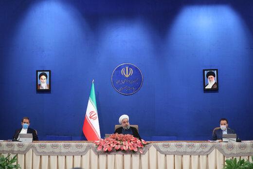 ببینید | روحانی : مجلس و قوه قضاییه میدانند دولت در چه شرایطی قرار دارد