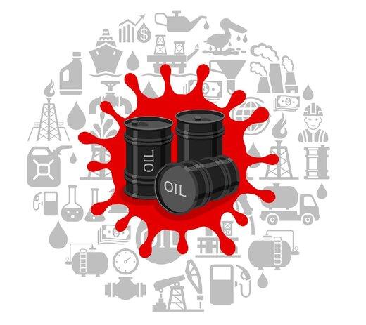 سایه کرونا بر کاهش ذخایر نفت آمریکا/ قیمت نفت تغییر چندانی نکرد