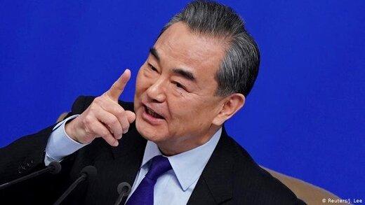 چین: به گستاخی آمریکا پاسخ میدهیم